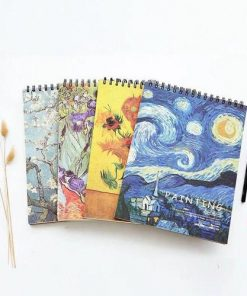 36 sheets Paper Sketch Painting Book