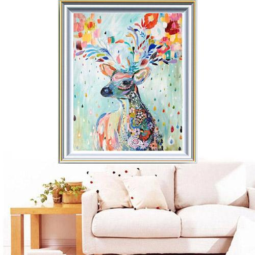 Deer - DIY 5D Diamond Painting